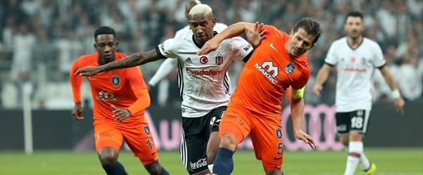 Beşiktaş-Medipol Başakşehir karşılaşması (CANLI ANLATIM)
