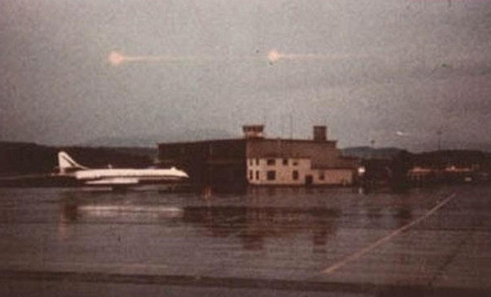 Pentagon'dan 'UFO' raporu (Savaş pilotunun çektiği fotoğraf sızdı) - 16