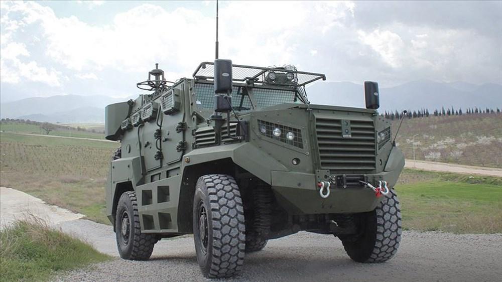 Silahlı drone Songar, askeri kara aracına entegre edildi (Türkiye'nin yeni nesil yerli silahları) - 133