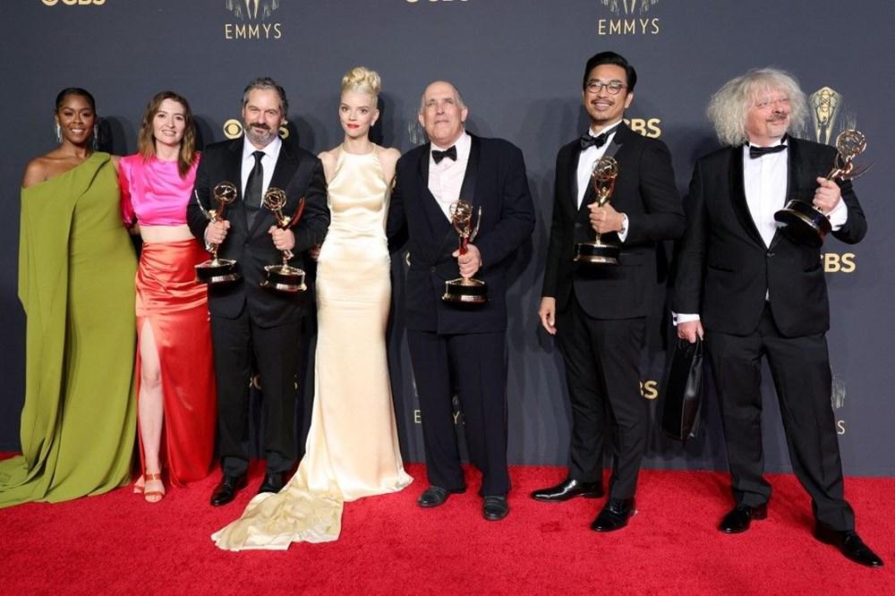 2021 Emmy Ödülleri'nin sahipleri belli oldu (73. Emmy Ödülleri'ni kazananlar) - 29