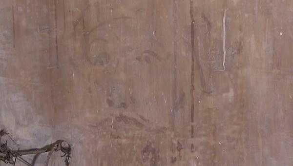 Dolmabahçe Sarayı'nda esrarengiz portre
