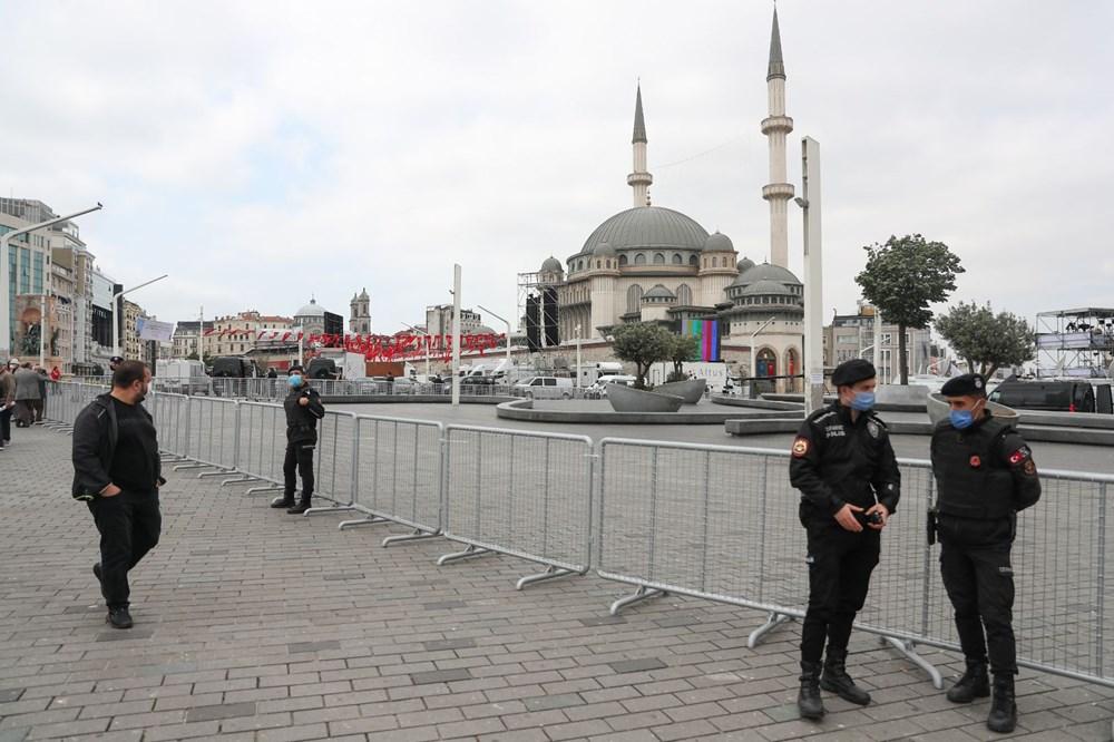 Taksim Camii için açılış hazırlıkları: Isparta'dan 25 ton gül suyu - 2