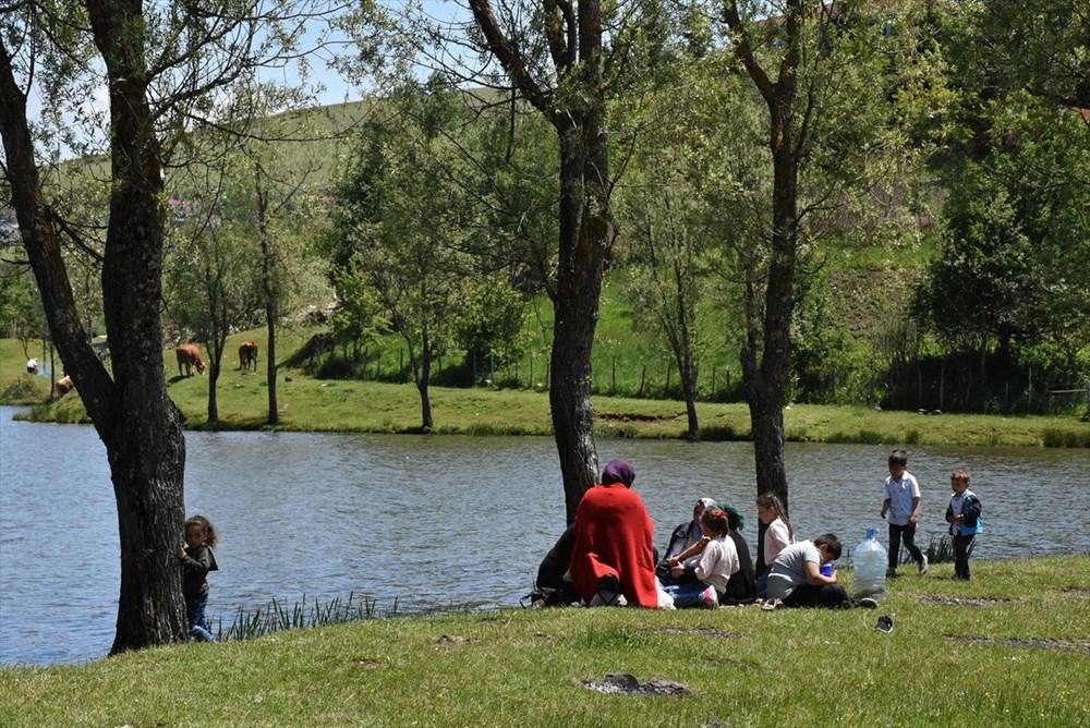 Karadeniz'in menderesleriyle ünlü Perşembe Yaylası doğaseverleri ağırlıyor - 9