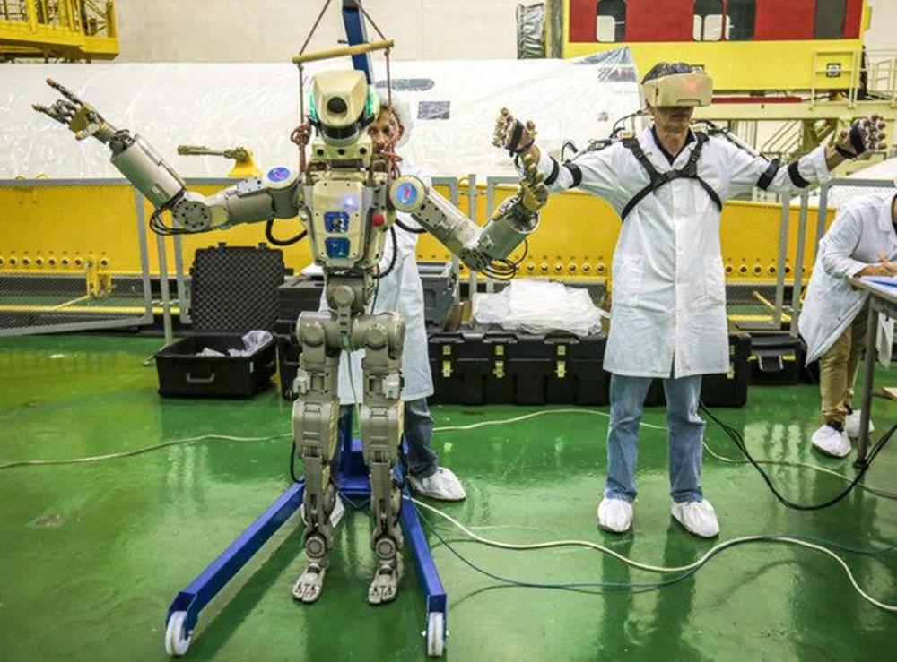 İnsansı robot Fedor: İnsanlar hakkında iyi düşünmüyorum - 5