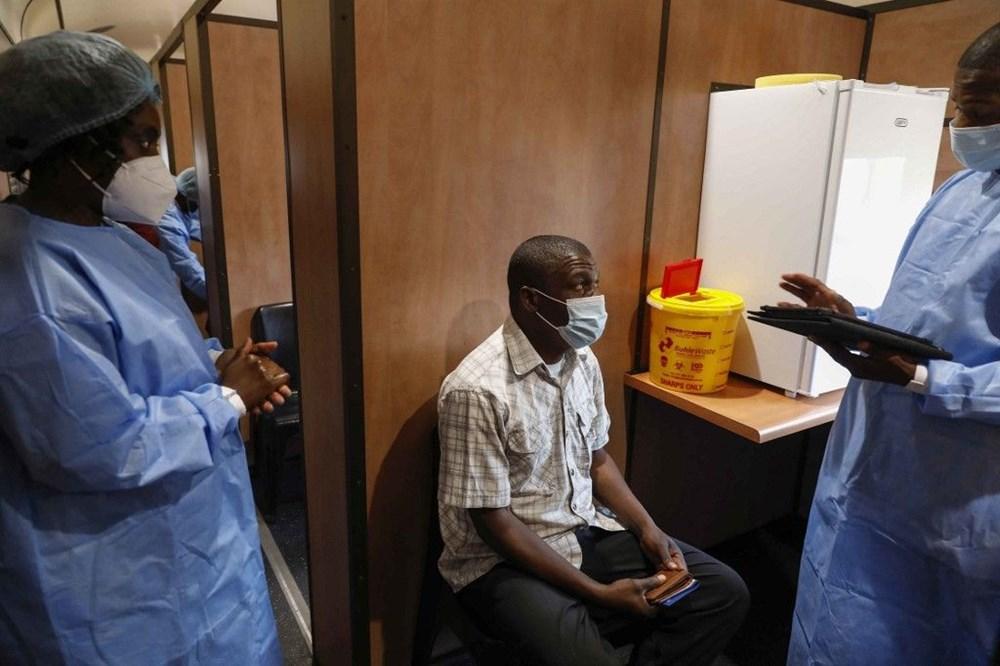 Uygulanan aşı dozu 6 milyarı geçti:  En az15 ülke yüzde 3'ünü bile aşılayamadı - 16