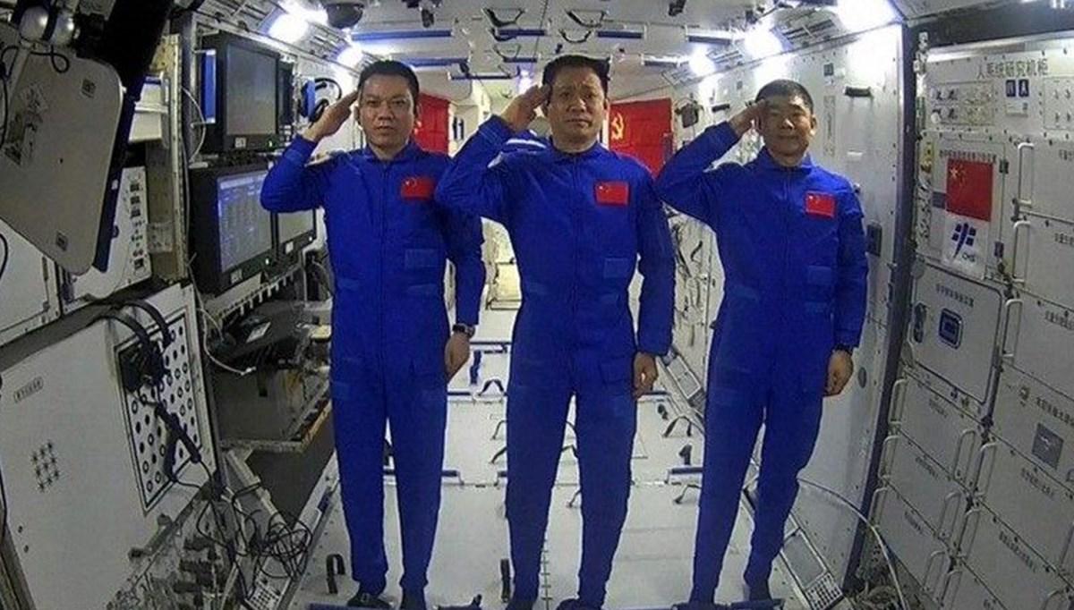 Uzaya giden Çinli taykonotlar geri döndü (Tekno Hayat)