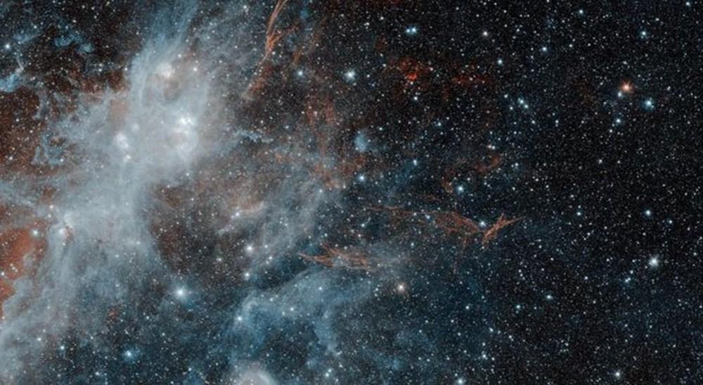 İngiliz bilim insanları: Samanyolu'ndaki 30'dan fazla gezegende medeniyet olabilir - 4