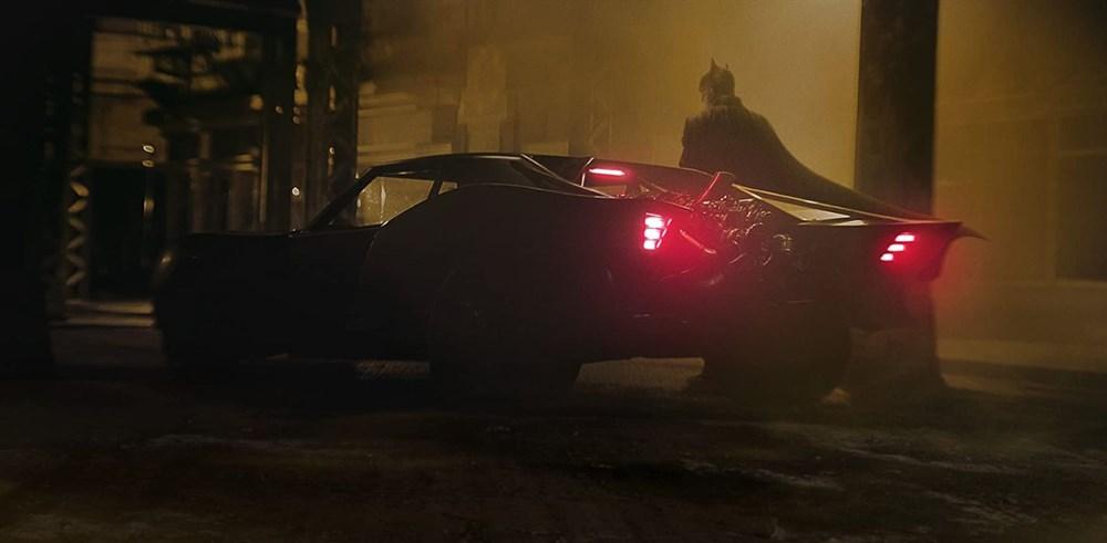 The Batman filminden kareler - 2