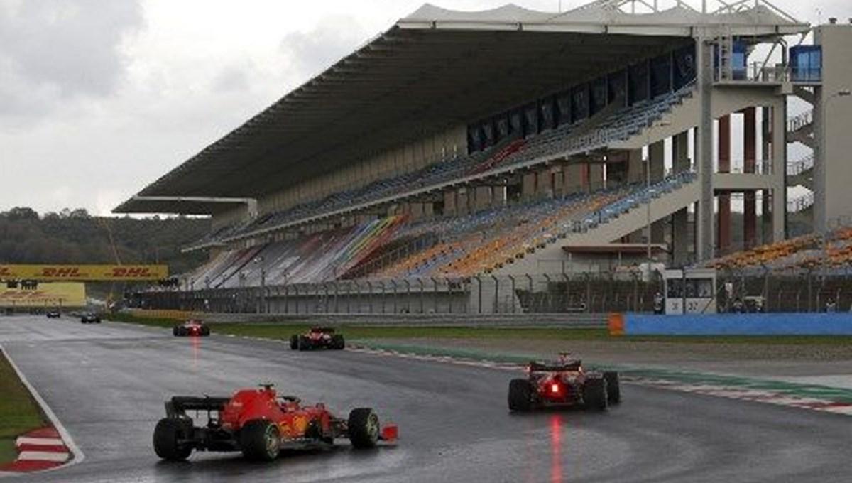Formula 1'de Türkiye Grand Prix'inde kırılan rekorlar