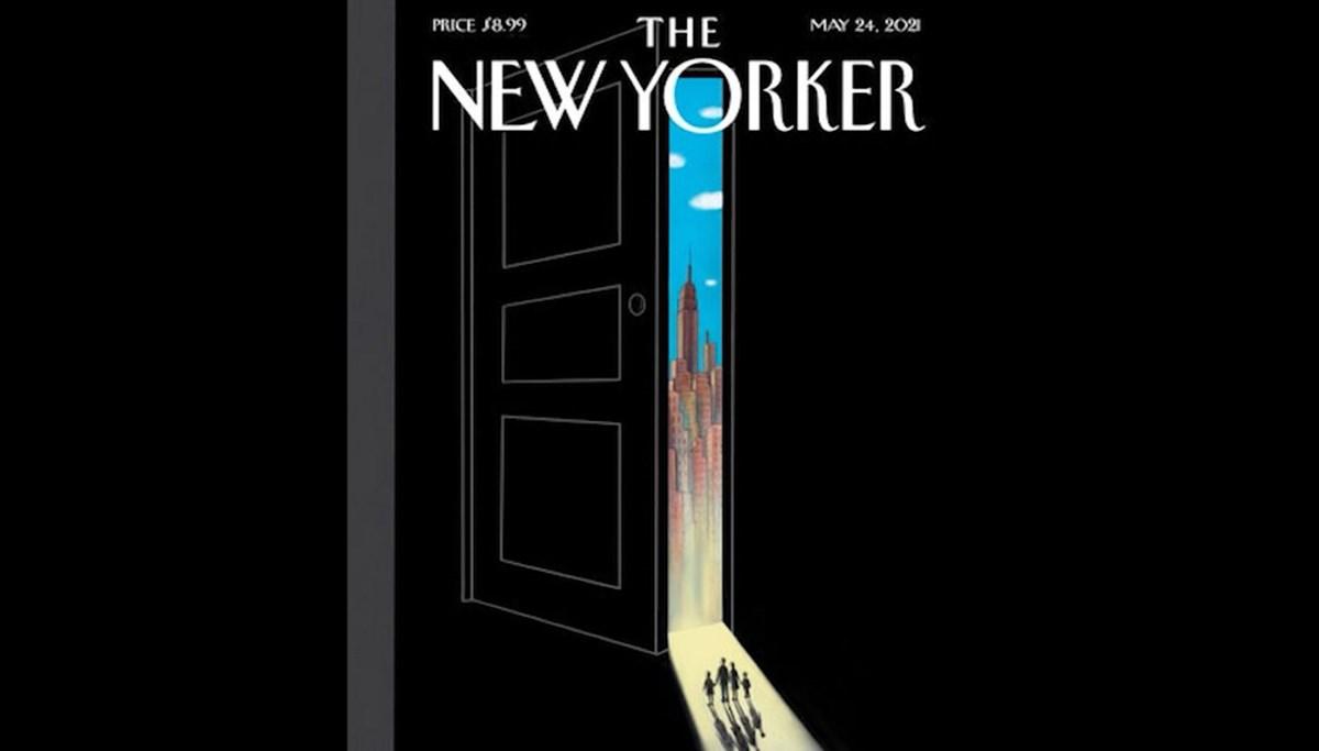 ABD dergisinin kapağına Türk imzası