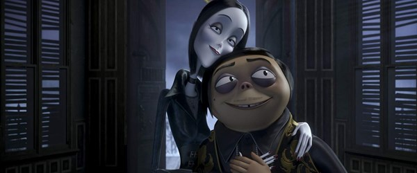 Addams Ailesi'nin ikinci fragmanı yayınlandı