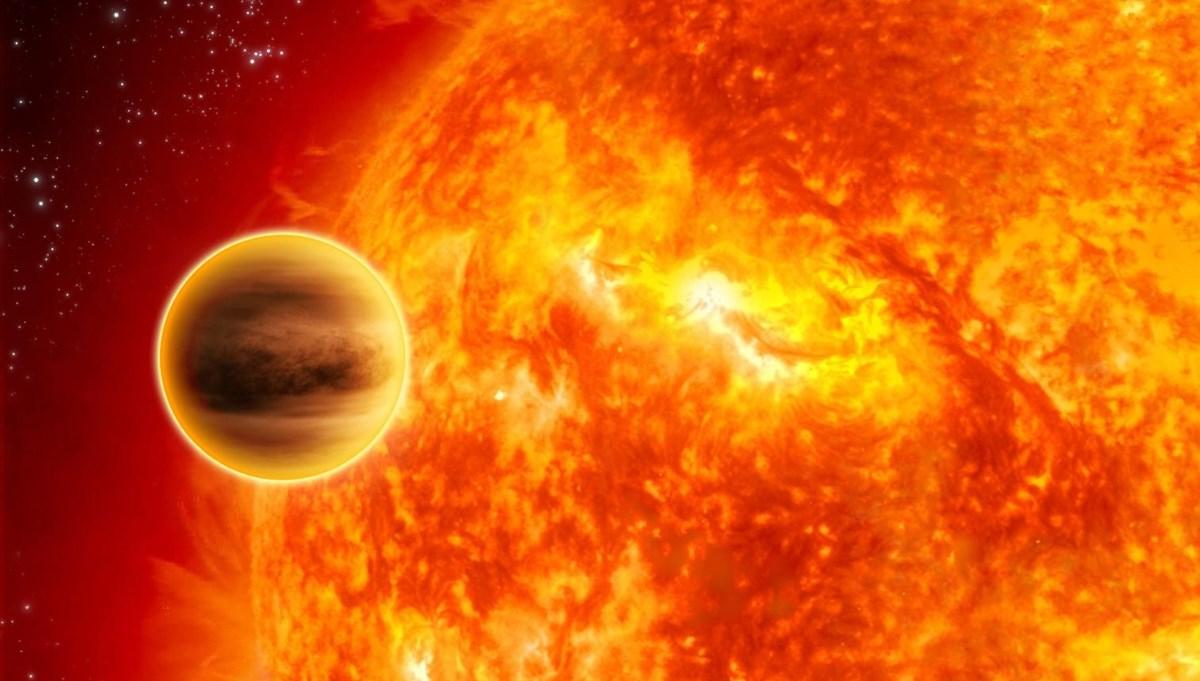 En sıcak gezegen keşfedildi: 2700 derece