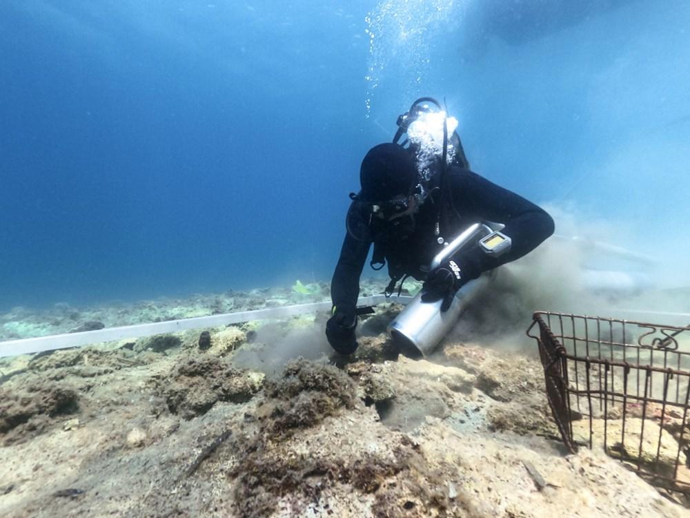 Hırvatistan kıyılarında 6 bin yıllık yerleşim alanı keşfedildi - 3