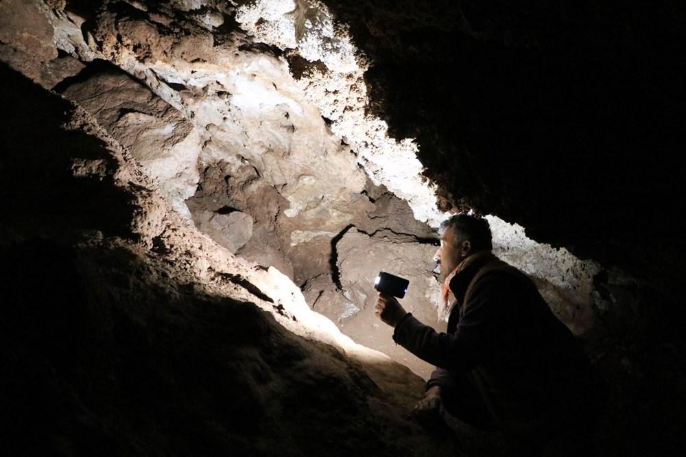 Defineciler hazine ararken 'gizli Pamukkale'yi buldu - 2