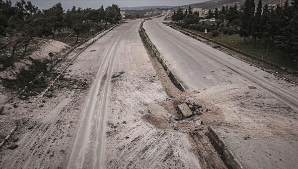 Telsiz konuşmaları Esad rejiminin TSK gözlem noktalarını hedef aldığını...