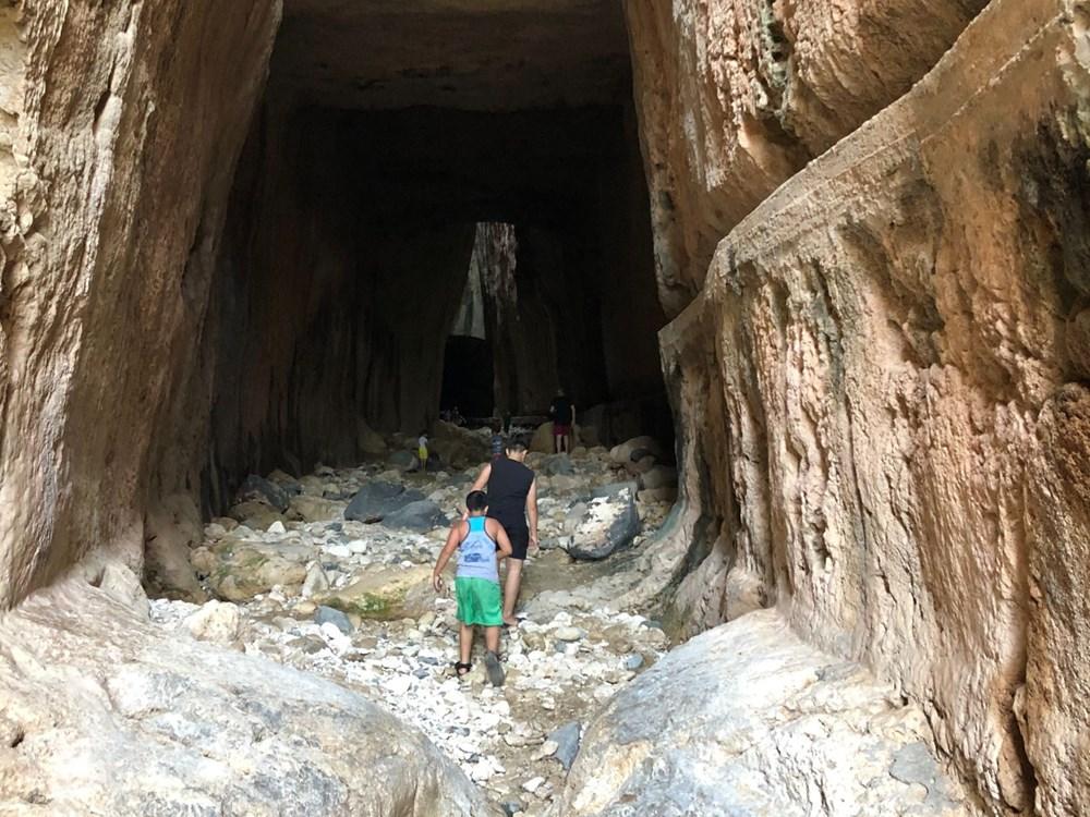 Antik dönemin mühendislik harikası: Bin esire yaptırılan 'Titus Tüneli'ne turist akını - 20