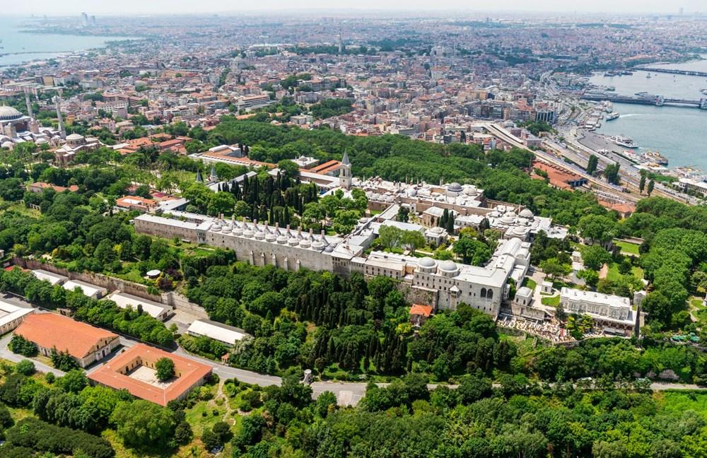 Dünyanın en görkemli müzelerinden birisi: Topkapı Sarayı - 2