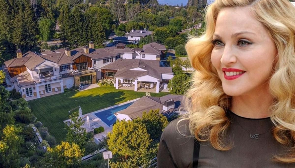 Madonna, The Weeknd'in evini 19,3 milyon dolara satın aldı