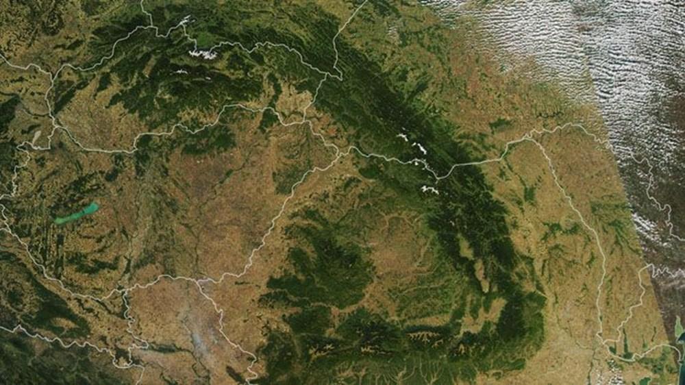 NASA Ankara'dan fotoğraf paylaştı (Astronotların gözünden gezegenimiz) - 38