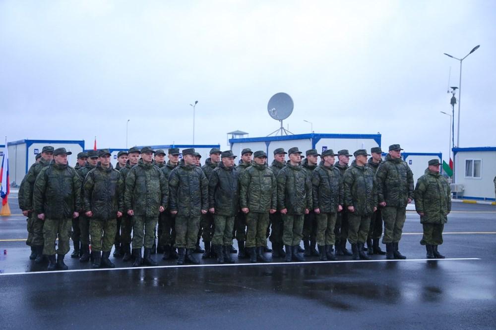Dağlık Karabağ'da Türk-Rus Ortak Gözlem Merkezi faaliyete başladı - 28