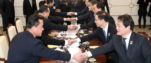ABD'den Kuzey Kore-Güney Kore görüşmeleri hakkında ilk yorum