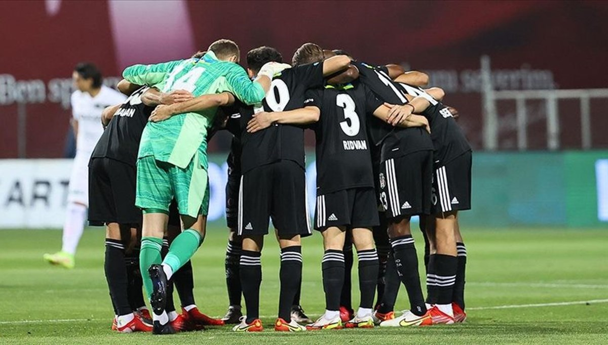 Beşiktaş, Sivasspor maçı için hazırlıklarına başladı
