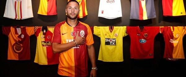 SON DAKİKA:Galatasaray Florin Andone'yi resmen açıkladı