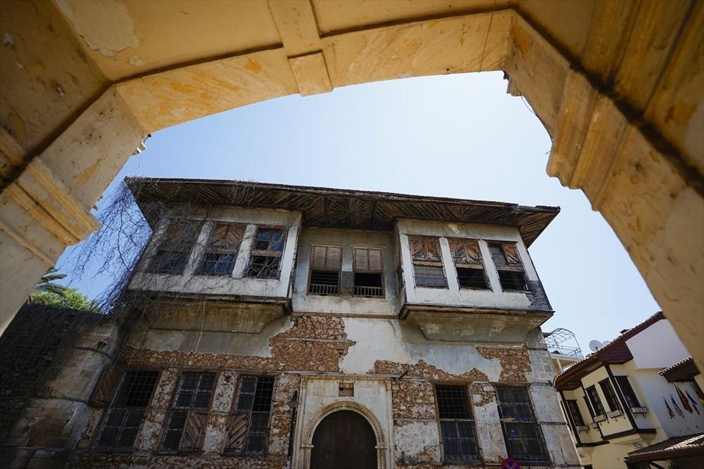 Antalya'nın geçmişe açılan kapısı 'Kaleiçi' - 10