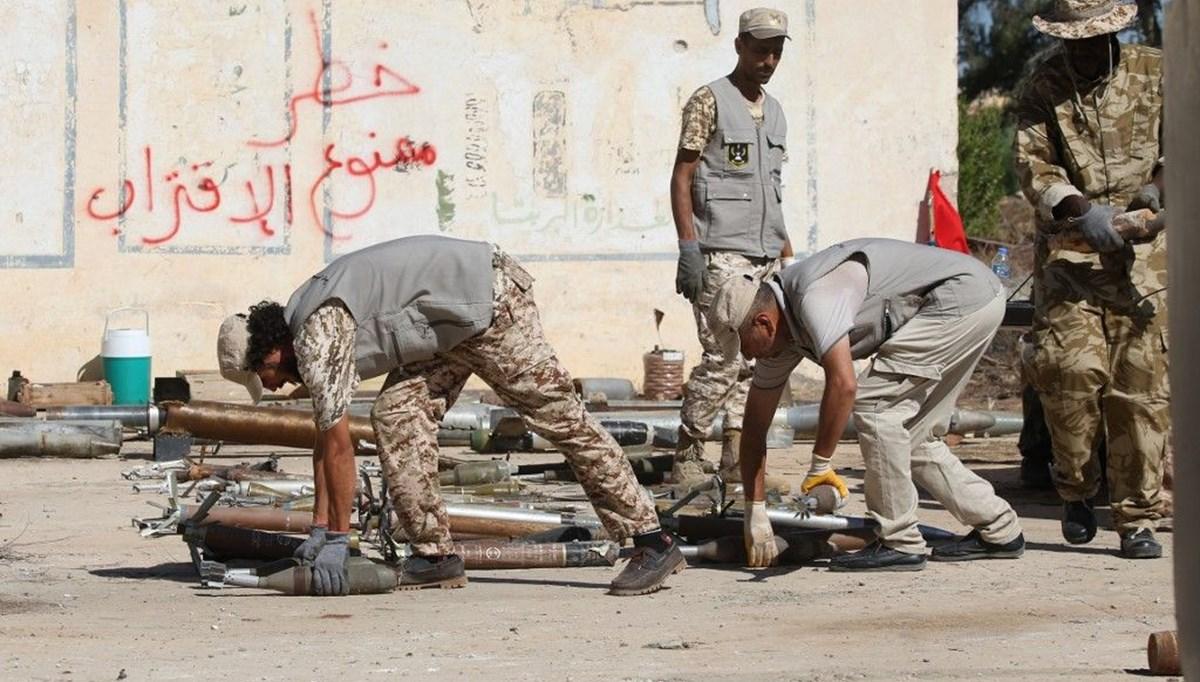 Libya Trablus'ta çatışan iki askeri birliği tasfiye etti