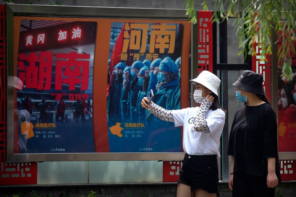 Wuhan'da salgından eser yok: Sıkı karantinanın yıldönümü - 4