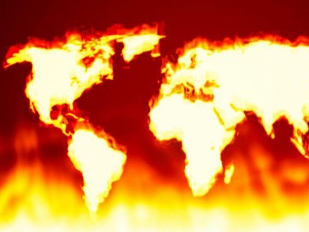 Dünya 'ölümcül' zirveye yaklaşıyor (Bilim insanları tarih verdi) - 4