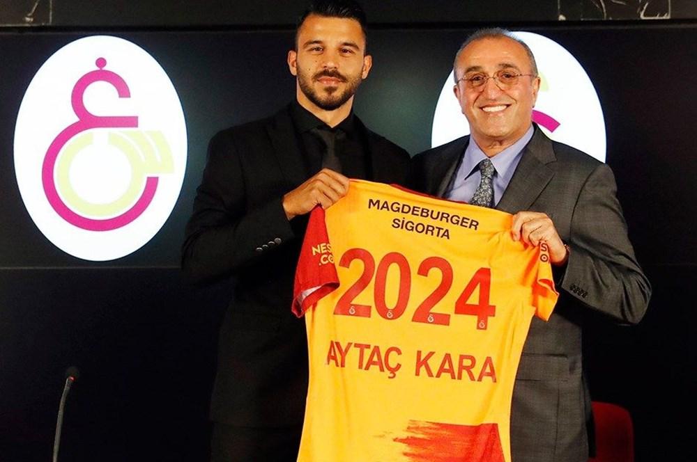Süper Lig'de biten tüm son dakika transferleri (Temmuz 2021 yaz transfer sezonu) - 12