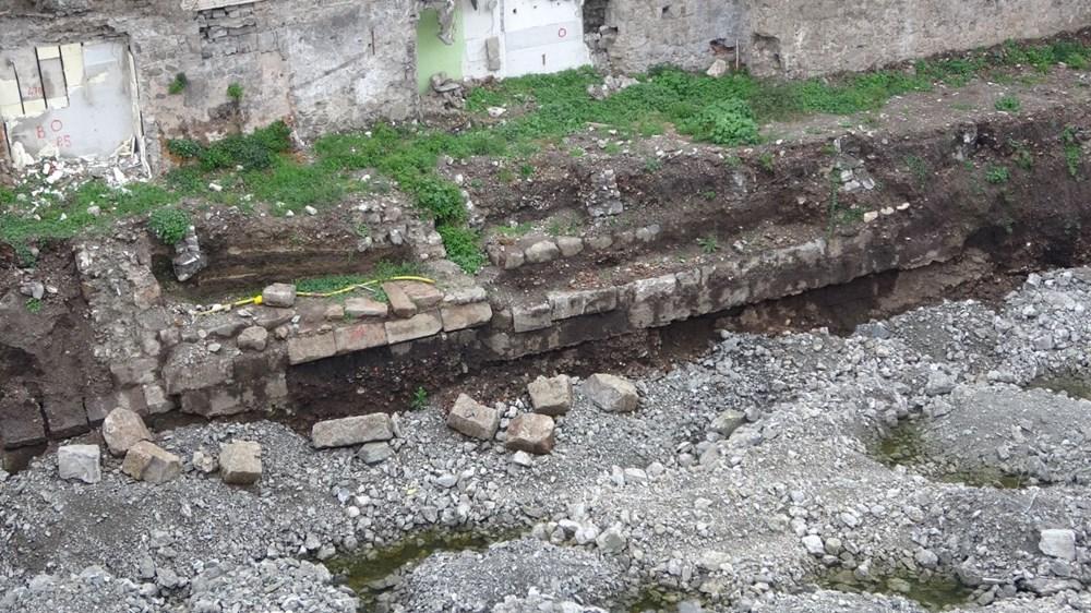 Roma dönemine ait rıhtım ortaya çıktı - 2