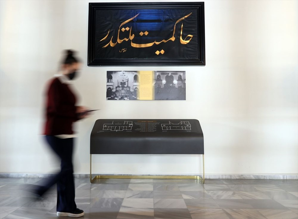 Yakın tarihin tanığı Cumhuriyet Müzesi 40 yıldır tarihseverleri ağırlıyor - 30