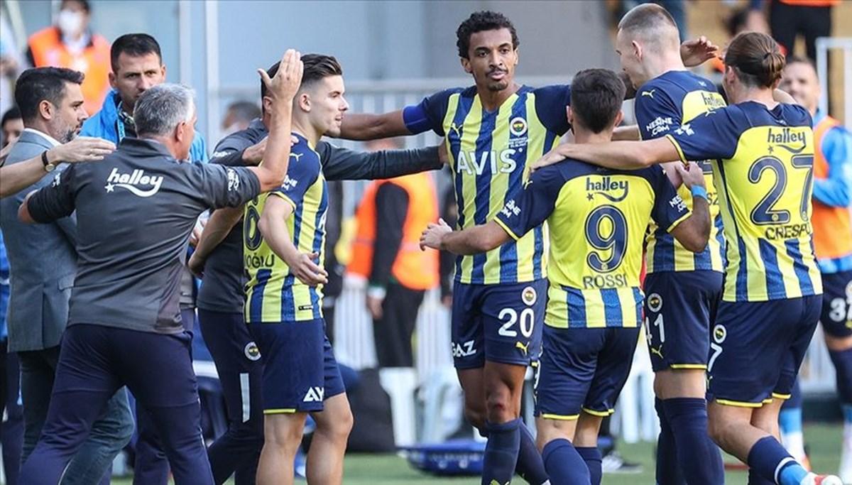 Fenerbahçe UEFA Avrupa Ligi'nde Antwerp karşısına çıkıyor
