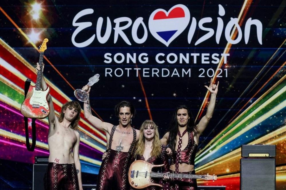 Eurovision birincisi İtalya'nın solisti uyuşturucu suçlamasından aklandı - 6