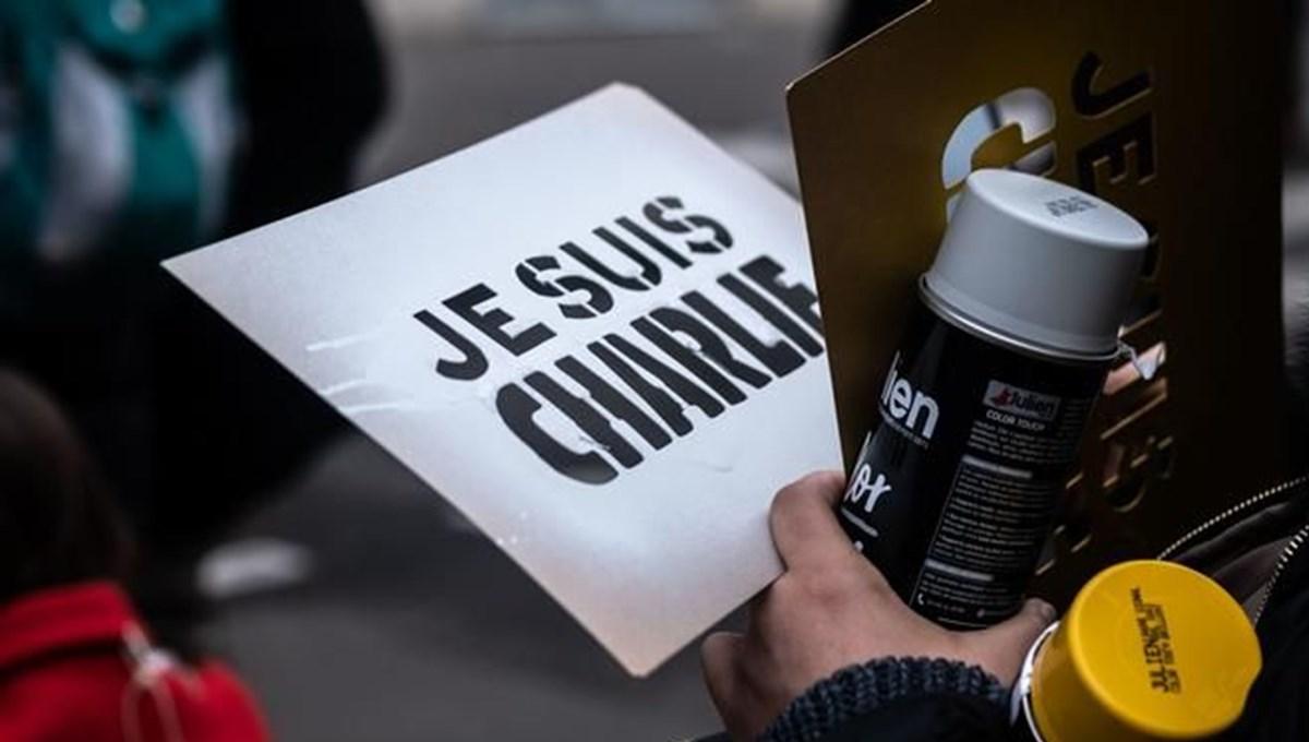 Fransa'da Charlie Hebdo davası başlıyor