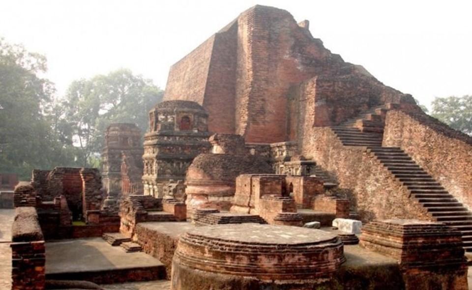 Nalanda Üniversitesi - Hindistan