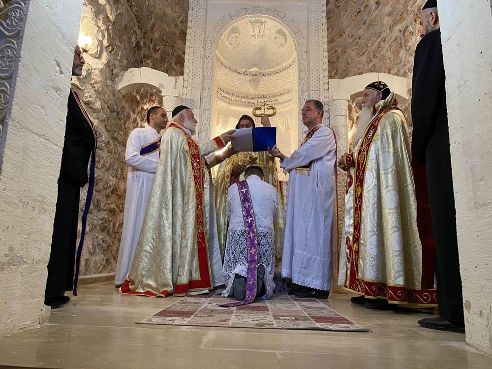 Midyat'ta Süryani cemaatinden 30 yıl sonra papaz töreni - 4