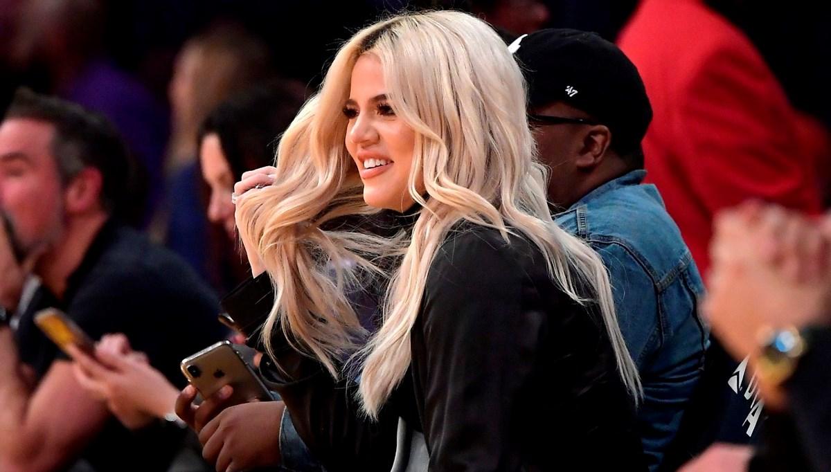 Khloe Kardashian'ın korktuğu başına geldi: Filtresiz fotoğrafı sızdı