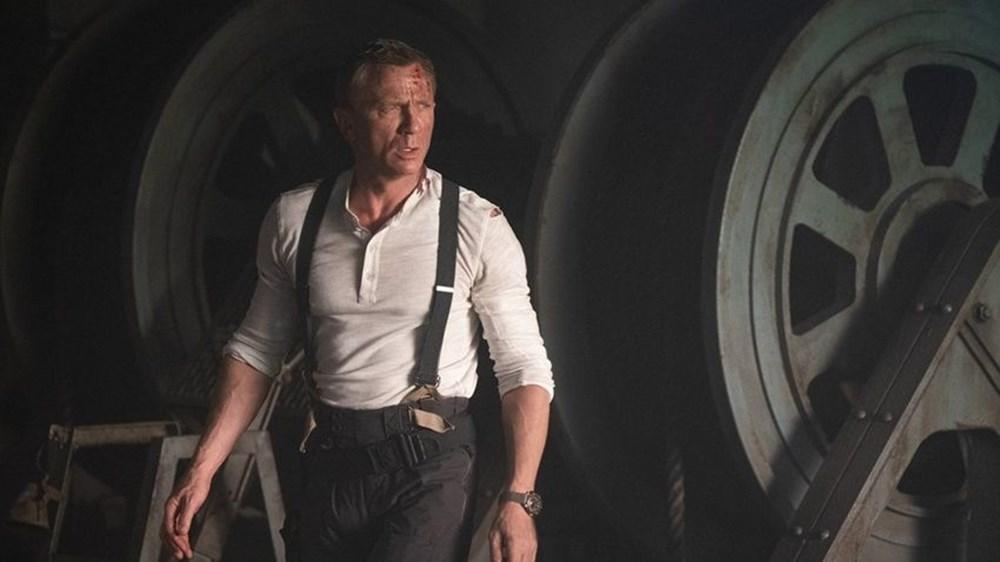 Yeni James Bond filmi No Time to Die için 30 bin litre kola kullanıldı - 4