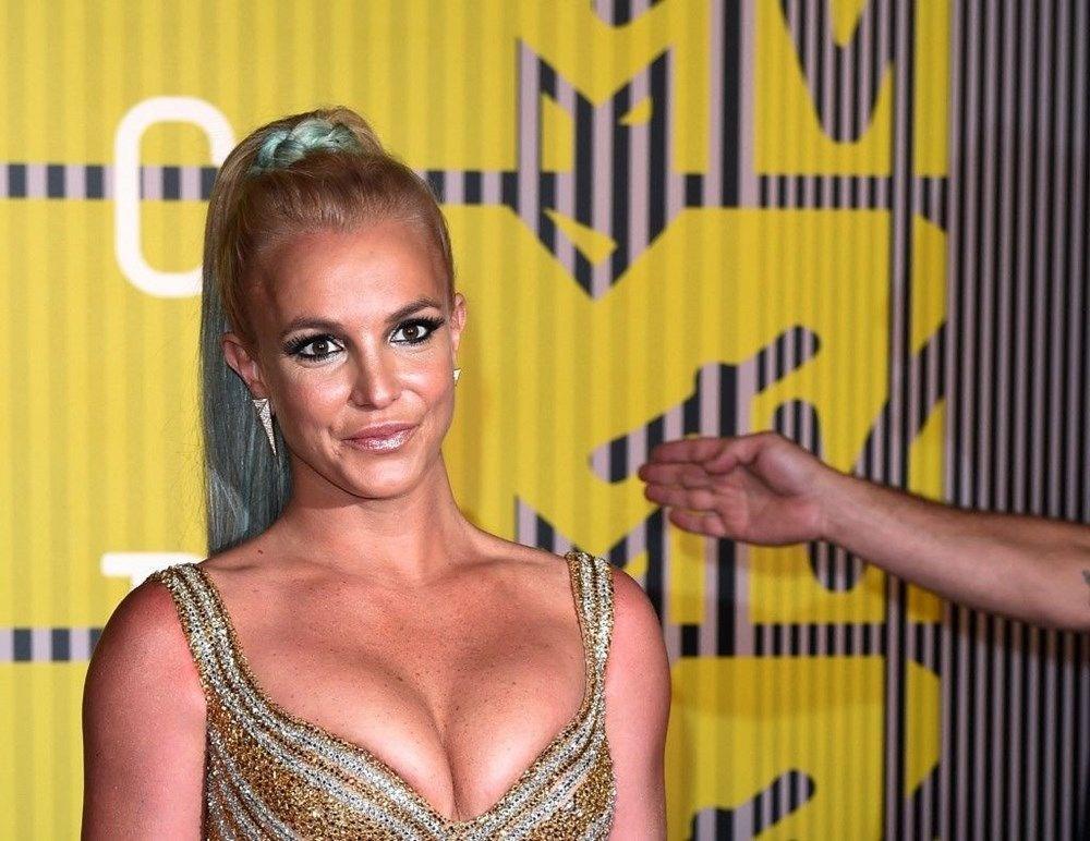 Britney Spears'ın babası vasiliğin sona ermesi için mahkemeye başvurdu - 5