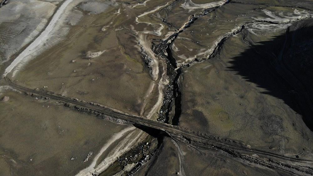 Bursa'nın su ihtiyacını karşılayan barajda su oranı yüzde 5'e düştü - 4