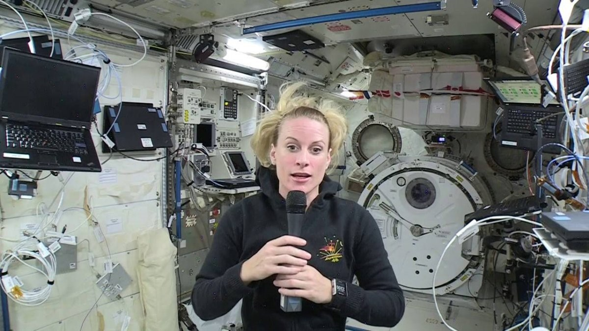 Astronot Kate Rubins