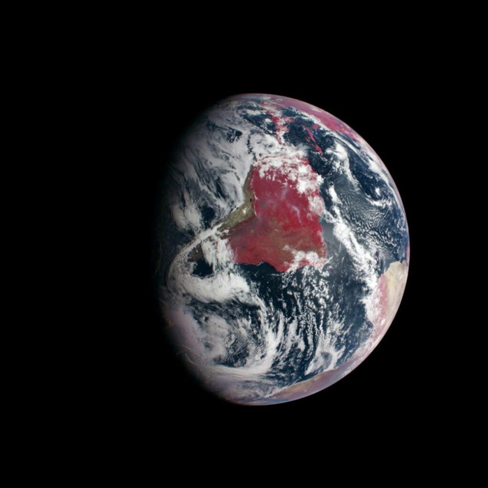 10 Earth photos from space - 9