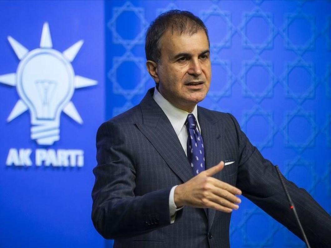 AK Parti Sözcüsü Ömer Çelik'ten ekonomi ve hukukta reform süreci açıklaması
