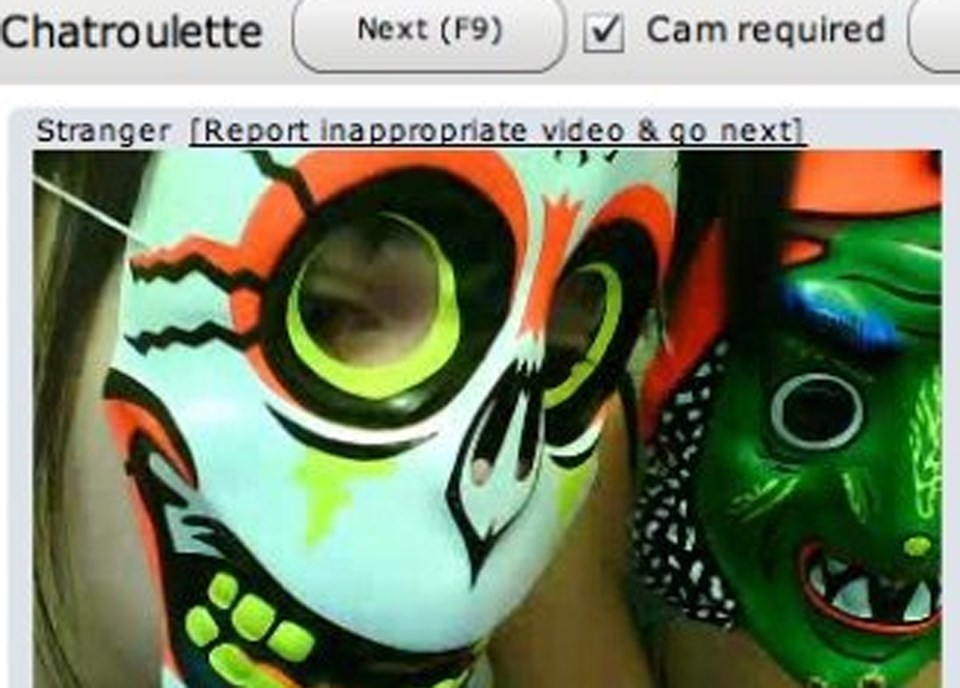 Sign required chatroulette in Chatroulette: Free