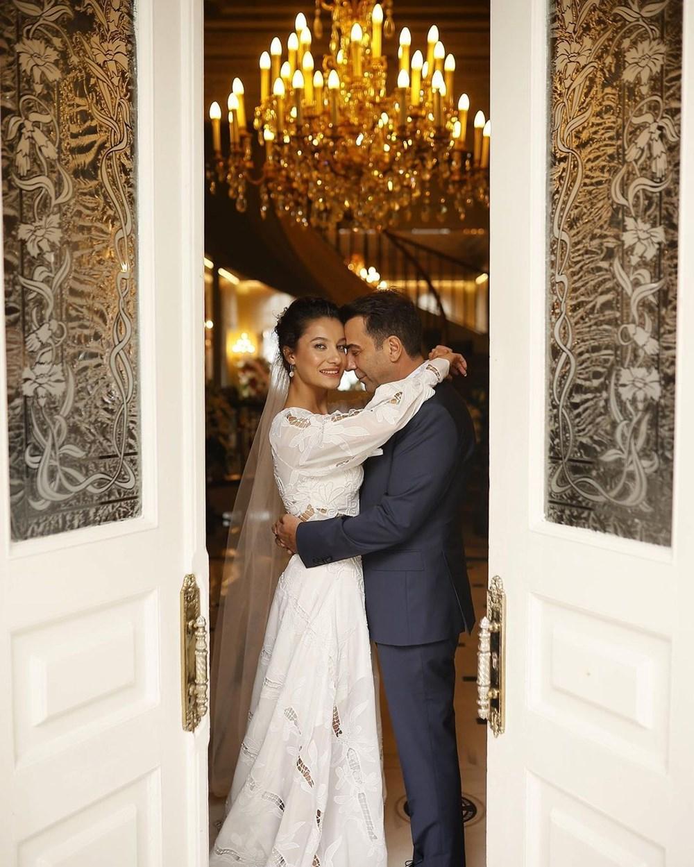 Emre Karayel ve Gizem Demirci evlendi - 1