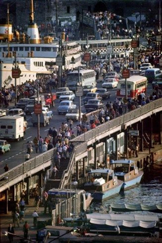 Vefatının ikinci yılında Ara Güler'in objektifinden İstanbul fotoğrafları - 7