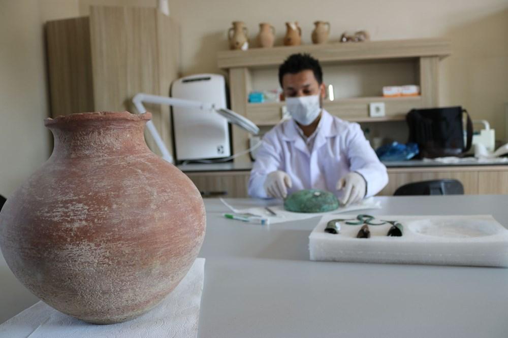 Türkiye'nin tarihi eserleri Diyarbakır'da restore ediliyor - 12